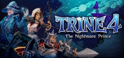트라인 4: 악몽의 왕자
